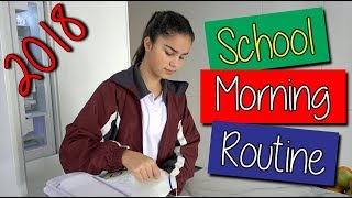 School Morning Routine For 2018! | Grace's Room