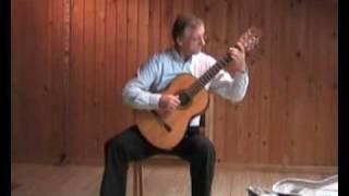 Yesterday for classical guitar  - Per-Olov Kindgren