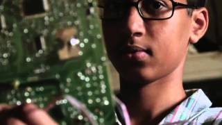 Student engineers a digital clock mistaken for bomb