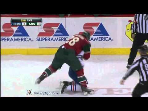 Darcy Hordichuk vs Matt Kassian
