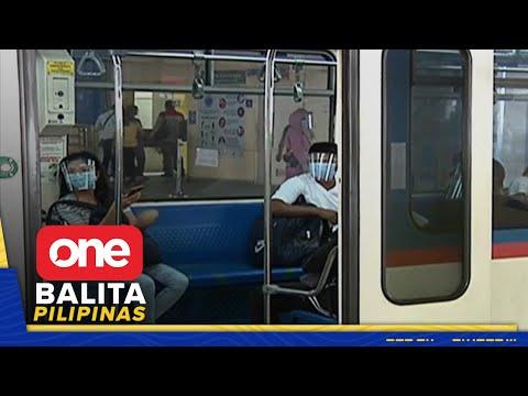 [News5]  Mga tren ng MRT-3, planong patakbuhin ng 50 kph