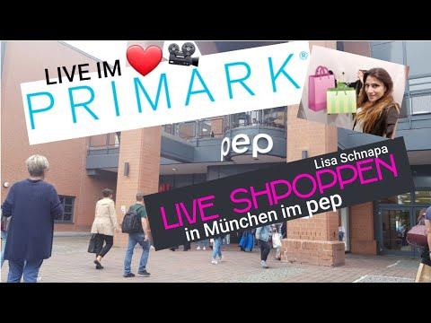 Primark live in München |  Einkaufen | August |  2019 | Sale | Fashion |
