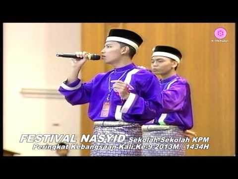 [Versi BTP] Johan Festival Nasyid KPM 2013- Kedah (Khairan)