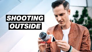 How to Shoot Better Videos Outside – 7 Tips