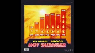 DJ Durel Feat Migos   Hot Summer (Official Audio)