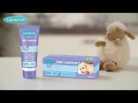 HPA® Lanolin - Brustwarzenpflege & mehr | Stillprodukte von Lansinoh