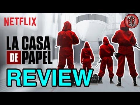 mp4 Money Heist Netflix Review, download Money Heist Netflix Review video klip Money Heist Netflix Review