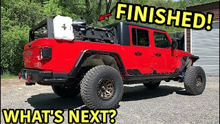 This is where it ends!!! This build has been an absolute blast and we were happy to take you guys along this journey with us! This build transformed from a total loss salvage to a super capable very unique beast. We can't wait to see what the future holds and where we go from here! Thanks For Watching!!!! -GOONZQUAD MERCH!!!:  https://goonzquad.com  -Instagram: https://www.instagram.com/goonzquad/  -Email: goonzquadteam@gmail.com  -P.O. Box 37   Rossville,GA 30741  Music Credits: Song: Markvard - Spring Music provided by Vlog No Copyright Music. Video Link: https://youtu.be/vmrQyJk5sec  Song: AWN - We Know Music provided by Vlog No Copyright Music. Creative Commons - Attribution-ShareAlike 3.0 Unported Video Link: https://youtu.be/9jw3QO49pFo  Song: MusicbyAden - Feel Good Music provided by Vlog No Copyright Music. Creative Commons - Attribution-ShareAlike 3.0 Unported Video Link: https://youtu.be/e_i0pJ9Qby0  Song: Atch - Traveller Music provided by Vlog No Copyright Music. Creative Commons - Attribution-ShareAlike 3.0 Unported Video Link: https://youtu.be/PbcfSOhkzYw  Song: MusicbyAden - Me & You Music provided by Vlog No Copyright Music. Creative Commons - Attribution-ShareAlike 3.0 Unported Video Link: https://youtu.be/fe_IYvhqQK8  Song: MusicbyAden - Forever Music provided by Vlog No Copyright Music. Creative Commons - Attribution-ShareAlike - CC BY-SA Video Link: https://youtu.be/kUdooSKNHcA  Song: MusicbyAden - Dusk (Vlog No Copyright Music) Music provided by Vlog No Copyright Music. Video Link: https://youtu.be/je6iwUdvQD4  Song: Extenz - Campfire Music provided by Vlog No Copyright Music. Creative Commons - Attribution 3.0 Unported Video Link: https://youtu.be/rGGd3107ZEQ  Blue by Roa Music https://soundcloud.com/roa_music1031 Creative Commons — Attribution 3.0 Unported  — CC BY 3.0  Free Download / Stream: https://bit.ly/blue-roa-music  Music promoted by Audio Library https://youtu.be/QaDf_k7rdKQ