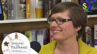 HUCH! im Interview - Andrea Stadler - Spielwarenmesse 2019 - Spiel doch mal...!
