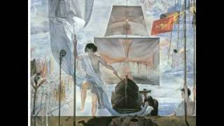 The Discovery of America by Christopher Columbus (Dali)