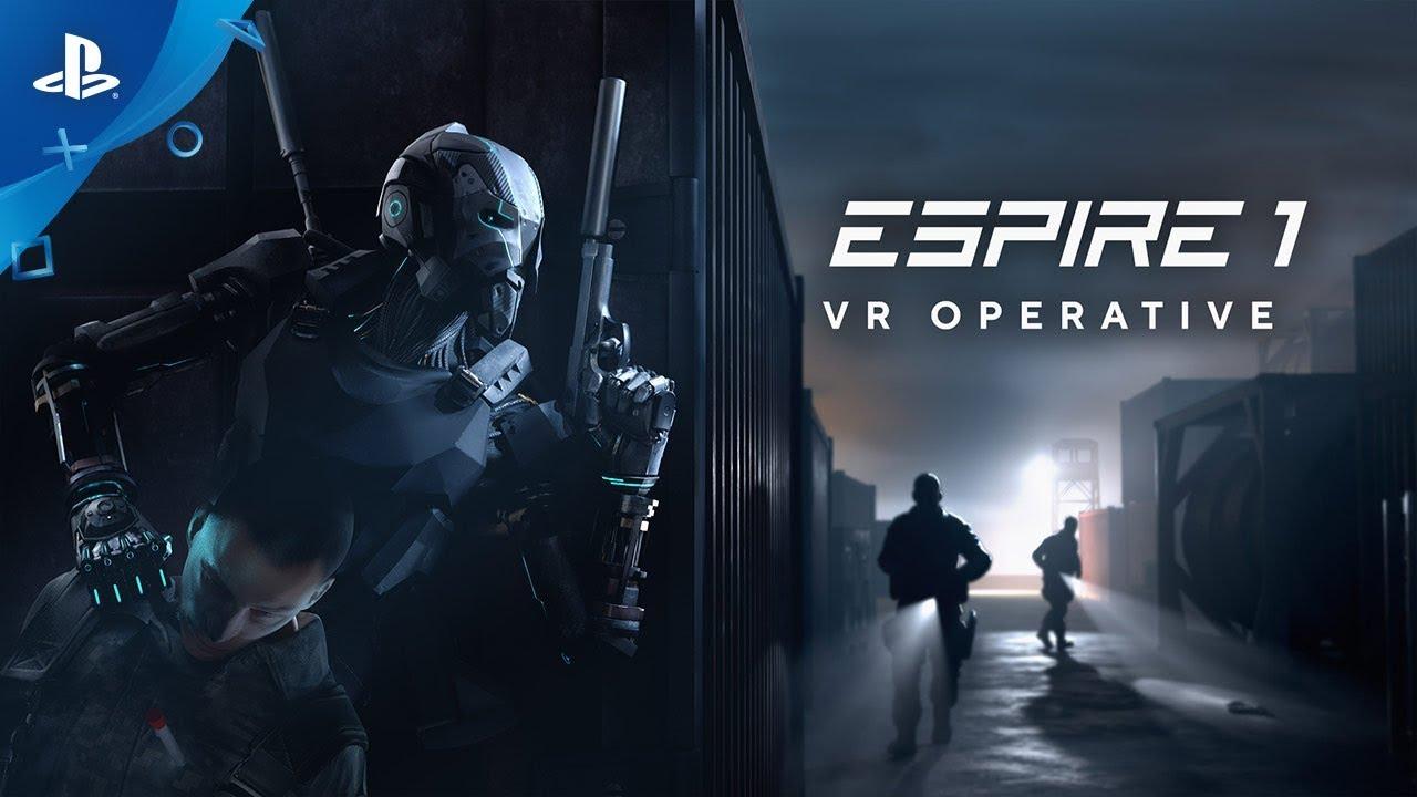 A Aventura Furtiva Espire 1: VR Operative Chega Sorrateiramente ao PS VR Hoje