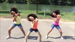 GET UGLY Dance ft The Isaac Sisters   @MattSteffanina Choreograph @JasonDerulo #GetUGLY