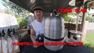 Cobb Gas Grill / Vorstellung - Zubehör - Tuning -Tipps