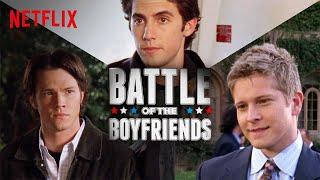 Battle Of The Boyfriends: Gilmore Girls | Netflix