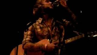 Craig Owens - Lindsay Quit Lollygagging (live)