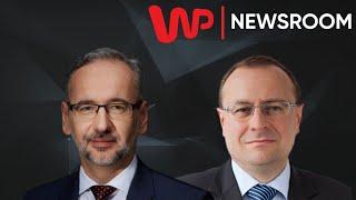 WP Dziś gośćmi m.in. minister zdrowia Adam Niedzielski oraz politolog prof. Antoni Dudek