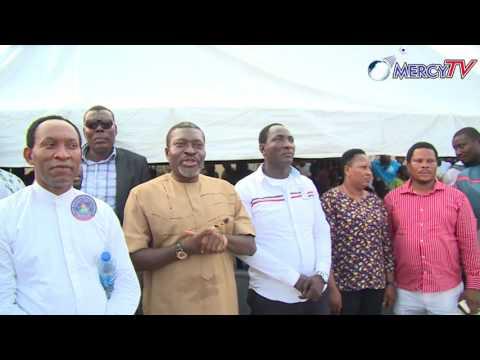 kanayo o kanayo visit to Prophet Jeremiah's Village(2. Ojobo Program 2017)