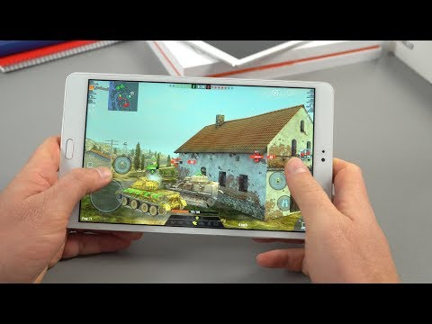 Teclast Master T8 Review  – Great 8.4″ Android 7.0 Tablet