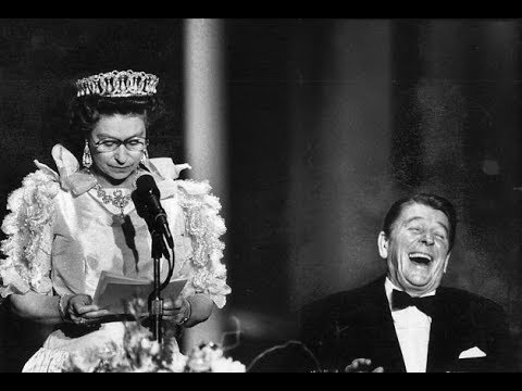 Анекдоты про СССР от Рональда Рейгана!