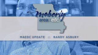 MAEDC Welcomes Randy Asbury