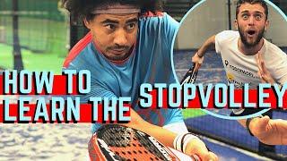 Hur du lär dig stopvolley