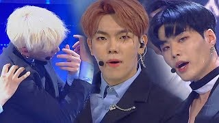 《POWERFUL》 VARSITY(바시티) - FLOWER @인기가요 Inkigayo 20180812
