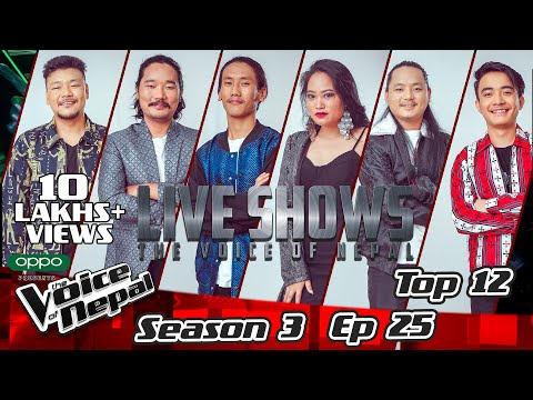 The Voice of Nepal Season 3 - 2021 - Episode 25 (Live)