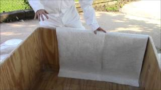 How to Make a Fiberglass Pool Liner