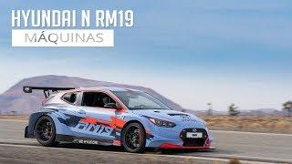 Hyundai N RM19 - Máquinas