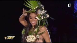 Meilleure danseuse - TAMARII MATAIEA - Océane Ehrhardt - Heiva i Tahiti 2016