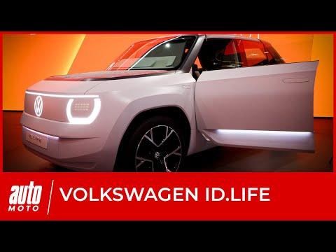 Volkswagen ID.Life : premières impression sur la citadine électrique