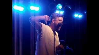 Anthony Green Live - If I Don't Sing 06/22/12