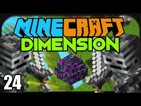 Die ekligste Sache in ganz Minecraft Dimension! ☆ Minecraft: Dimension