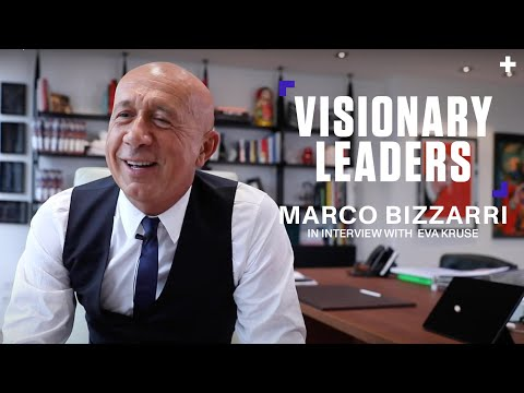 Visionary Leaders | Live Interview with Marco Bizzarri—Gucci + Eva Kruse—GFA | Full Interview | CFS+