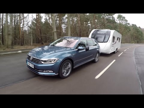 The Practical Caravan Volkswagen Passat Estate review