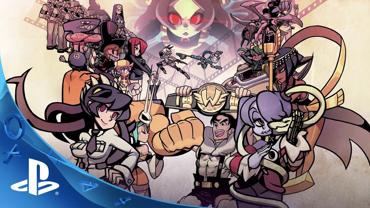 Skullgirls 2nd Encore Roars Onto PS Vita April 5