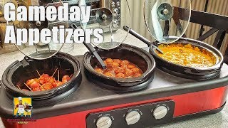 Gameday Appetizers | Appetizer Ideas | Finger Food