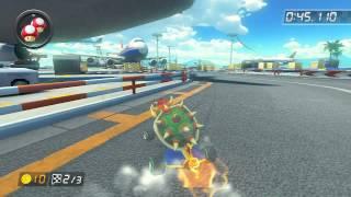 Sunshine Airport - 1:58.288 - おまえモナー (Mario Kart 8 World Record)