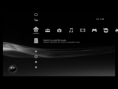 Install The Latest Multiman Backup Manager 4.66 On PS3 Mp3