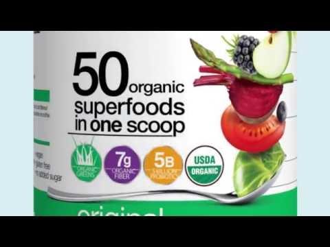 Orgain Organic Superfoods Powder