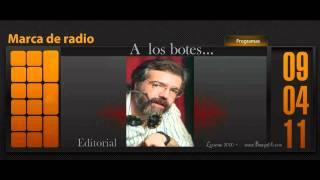 Marca De RadioEditorial De  Eduardo Aliverti A Los Botes   942011