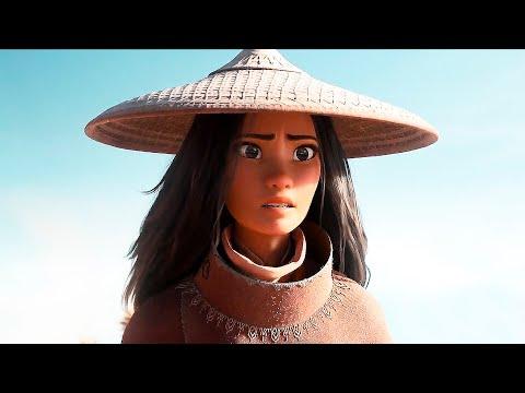 «Райя и последний дракон» (2021) — тизер-трейлер мультфильма