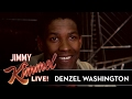 'Did I Say That?' with Denzel Washington