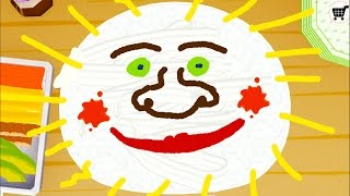 ГОТОВКА ЧЕЛЛЕНДЖ МАСТЕР СУШИ готовим пасочку на Пасху смешное видео для детей про готовку #ПУРУМЧАТА