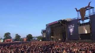 Deep Purple - Into the Fire (..from the Setting Sun Live at Wacken 2013 Full HD)