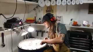 This is NOT how a handpan is tuned