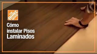 Como instalar pisos laminados