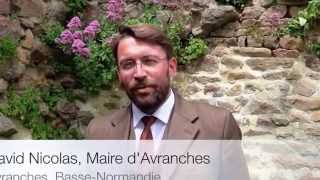 preview picture of video 'Avranches'