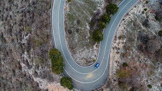 All-New Ford Fiesta ST Drives The Via Campocatino, Italy
