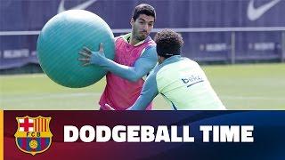 Barça Dodgeball